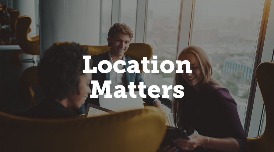 Location matters in self-care for conferences