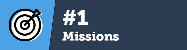 eventScribe Missions