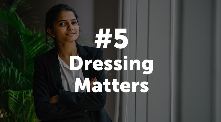 Dress Matters