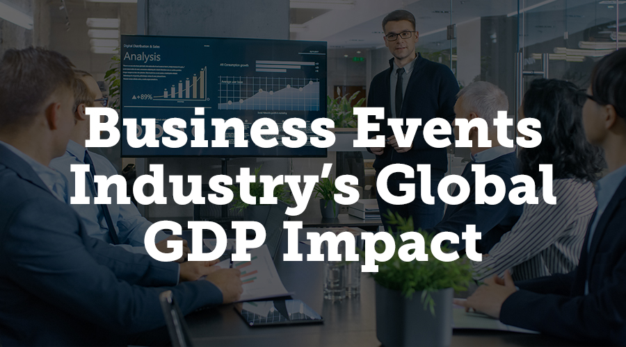"""In related news, Cristi Kempf reported that business events contributed $1.5 trillion dollars into the world economy in 2017. This article goes over the Events Industry Council's """"Global Economic Significance of Business Events"""" study, which looks at exactly how the events industry has impacted the global gross domestic product."""