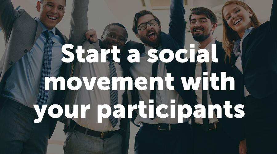 Rachel Stephan's #3 Tip: Start a Social Movement