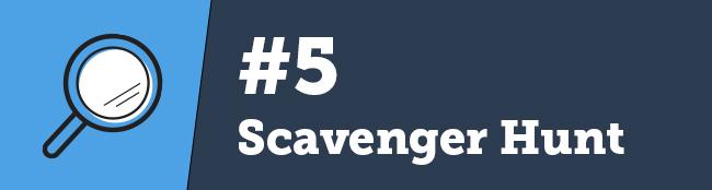 eventScribe Scavenger Hunt