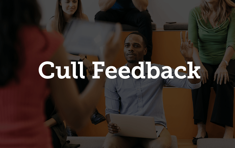 One of the biggest mistakes you can make is to fail to solicit feedback from attendees. You don't need to overthink it: simply send out a brief survey with a tool like Survey Magnet, and try to limit any questions that require more than yes or no, or opt for multiple choice answers and scaled ratings.