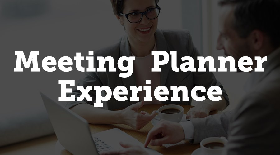 AUA Conference's Meeting Planner Experience