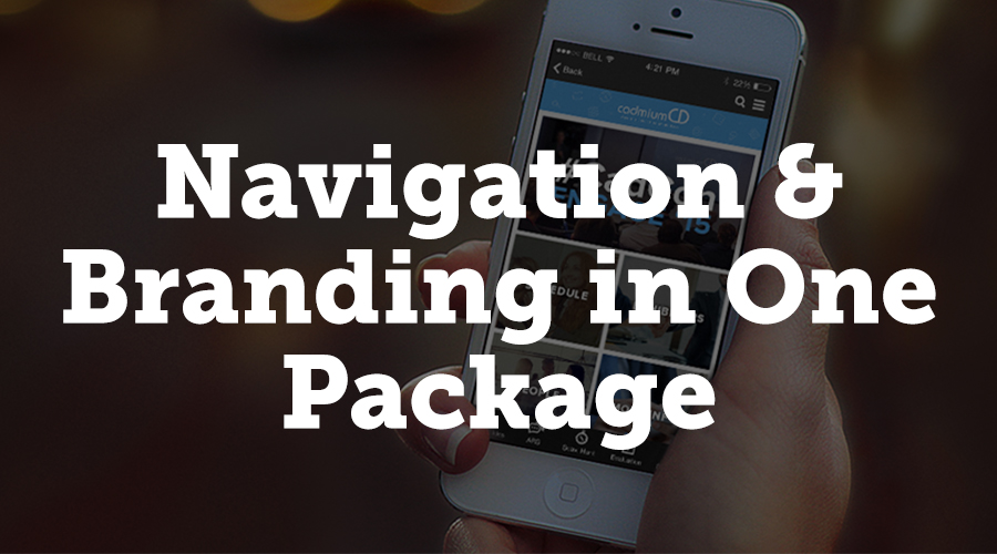 The navigation system in a mobile app should serve two purposes: to help attendees find the information they want quickly and to get more eyeballs on your sponsors. Ease of use is incredibly important, as an overly complicated navigation system can make users give up on using the app when they can't find what they need within a click or two. And it goes without saying that you want your sponsors to be highly visible.
