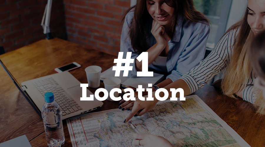 Location is important to consider when planning your conference