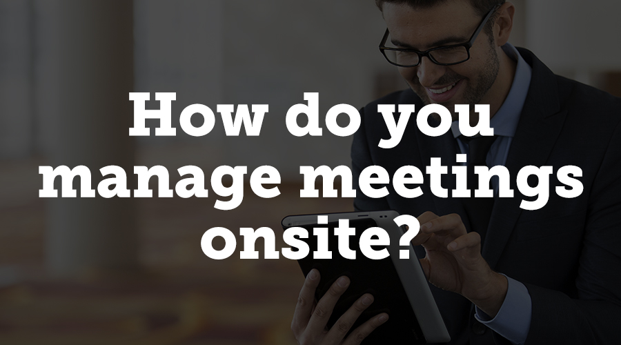 Leave a comment below and tell us how you currently manage your meetings onsite, what you think about Boost, and if you have any additional questions or comments.