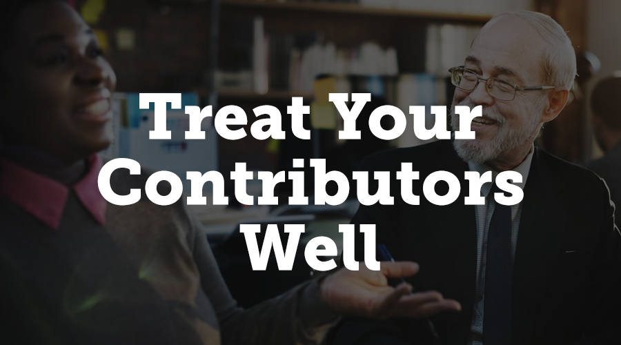 If you want to amaze the attendees and turn them into actual contributors, your event needs to amaze them. Treat them as your special guests because, after all, that's what they are. Such special attention will put them in a great mood, which will give you a better chance at convincing them that your cause is worthwhile.