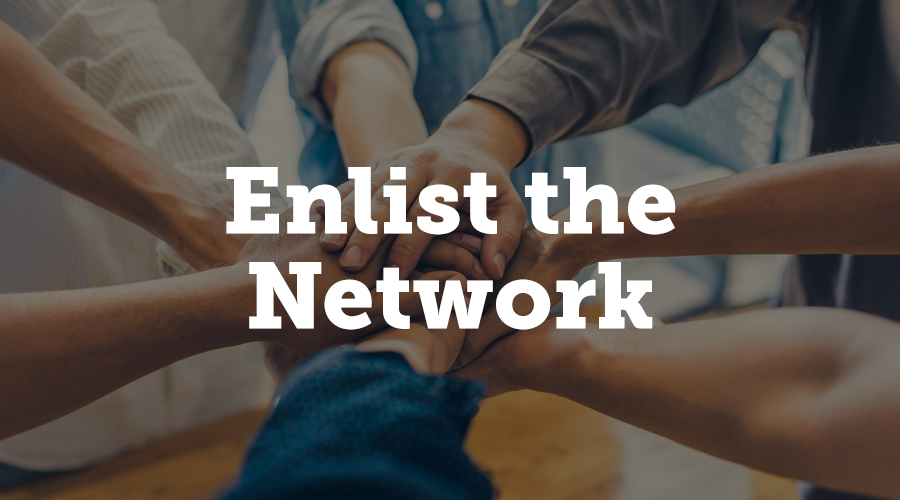 Allow your great work to rise with the speed of light. If you enlist your network and treat the event attendees with a great time, you can get their instant help and raise even more funds.