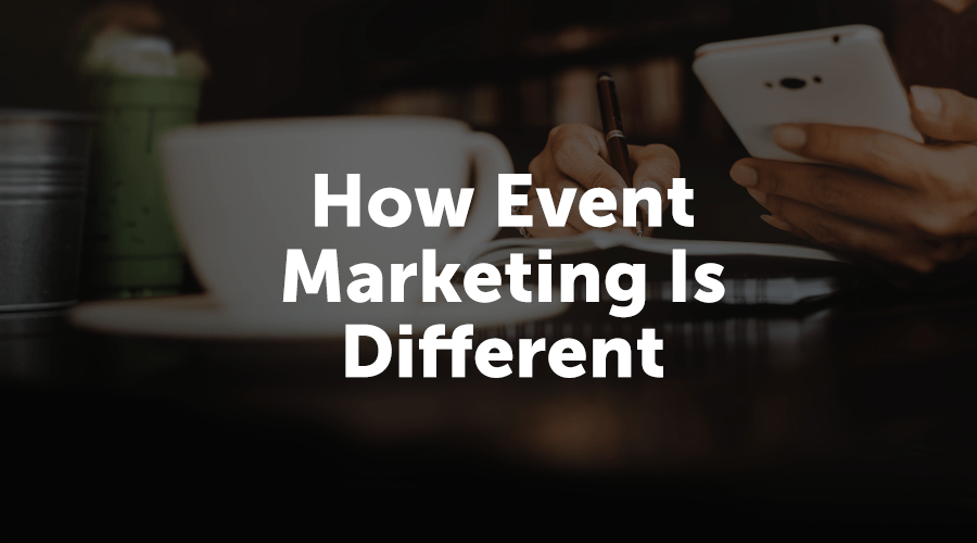 Events are a representation of everything you stand for in a very condensed period of time. Your event is the highest ideal of your organization's brand. It brings together the culture of your organization and membership, the content your audience cares about, and connections between like-minded individuals.