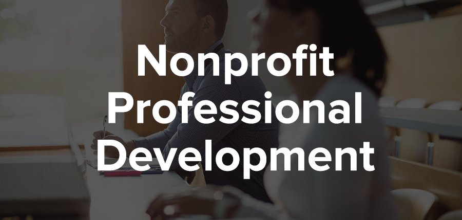 The IOM is a great path for non-profit managers looking for professional development.