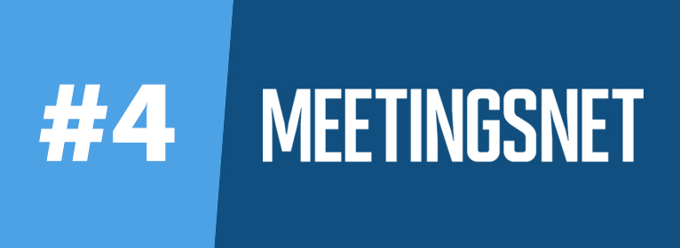 MeetingsNet is another digital magazine, this one accessible and interactive as a mobile app. They have a blog as well, with articles delving into topics concerning the segmented events market.