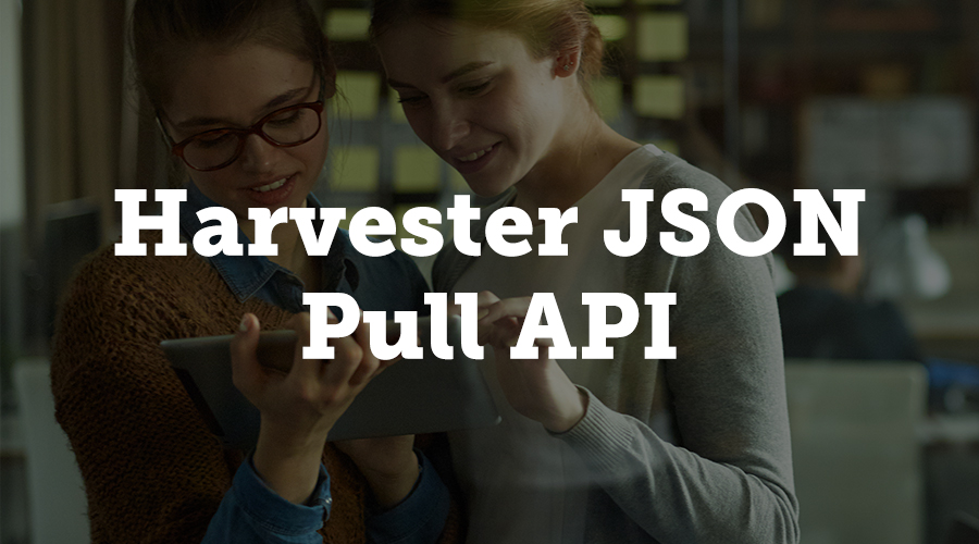 This type of API allows clients and third parties to pull data and uploaded files from CadmiumCD's Harvester products.
