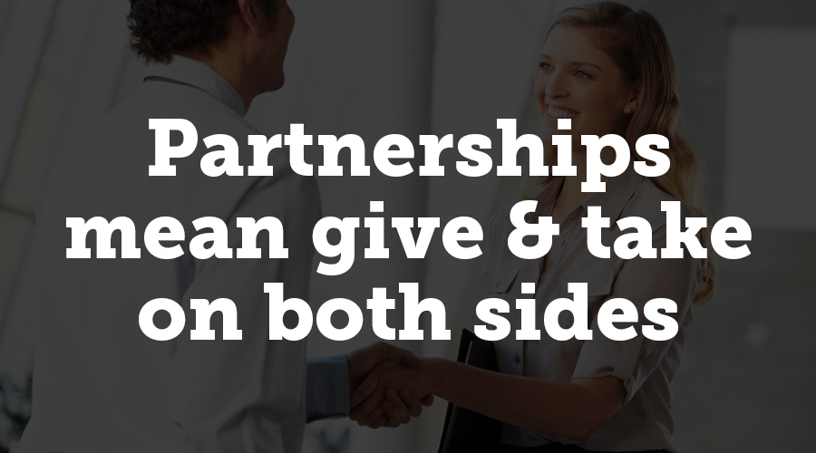 As Jackie Stasch, UCAOA Senior Manager of Corporate Relations and CadmiumCD Super User, recently shared, developing a mutually beneficial relationship is key to selling sponsorships and maintaining partner relations. PCMA understands the value of this as well.