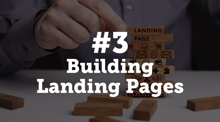 You can also use marketing automation to effectively build landing pages to help promote the existence of your event. This is, so potential attendees have a custom page to land on which will detail all the information that they need to know.