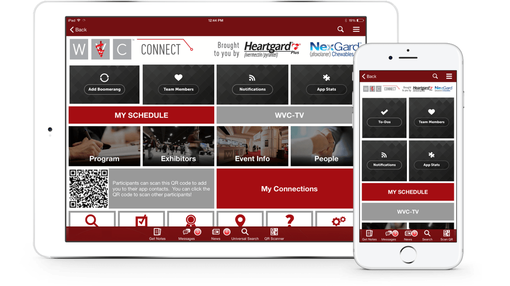 eventScribe Boost adds enhances options to the eventScribe Conference App