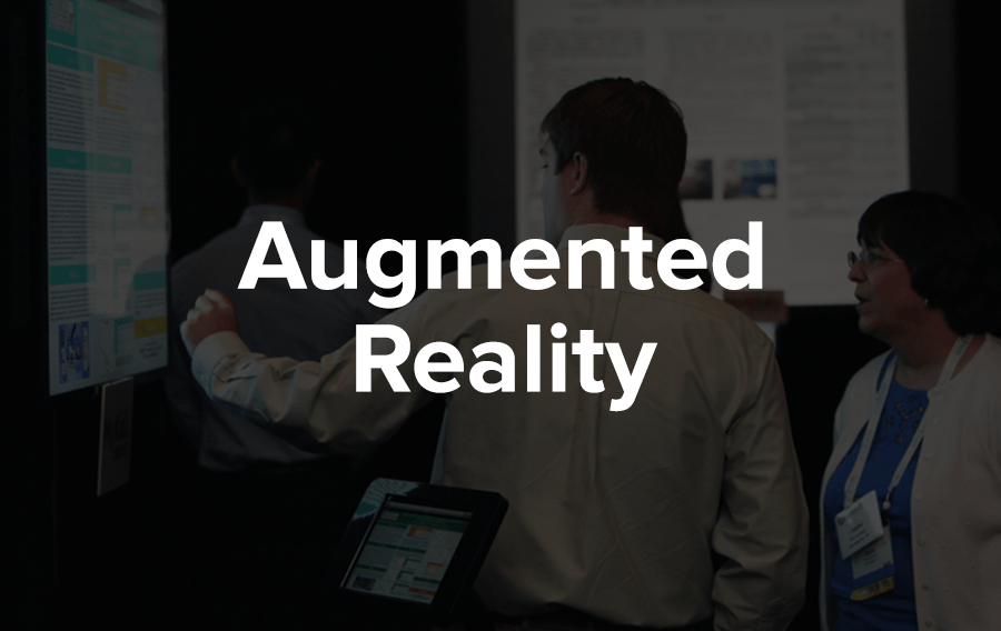 By making creative use of augmented reality, you can create a level of engagement that event organizers of yesterday could only dream of.