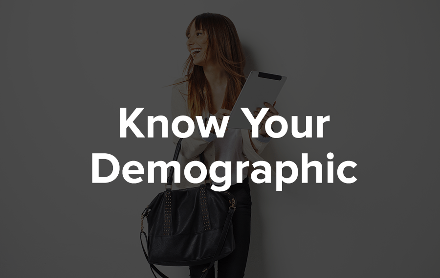 Sponsors should ideally be from companies that fall within your own niche. This means you'll also share roughly the same demographic audience.
