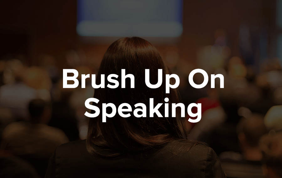 With the skills you learn, you will always be able to captivate your audience and avoid the awkward stammering and silences that can get your meeting off on the wrong foot. Lots of institutions have these courses, so it shouldn't be hard to find one that suits your needs.