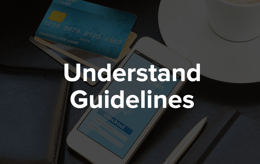 Some companies do have their own guidelines for people looking to get sponsored. If available, these set of rules can usually be found somewhere on the company's website.