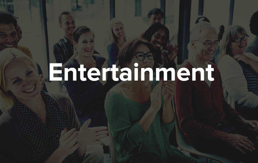 If you want your guests to keep coming back year after year, entertainment is the key.