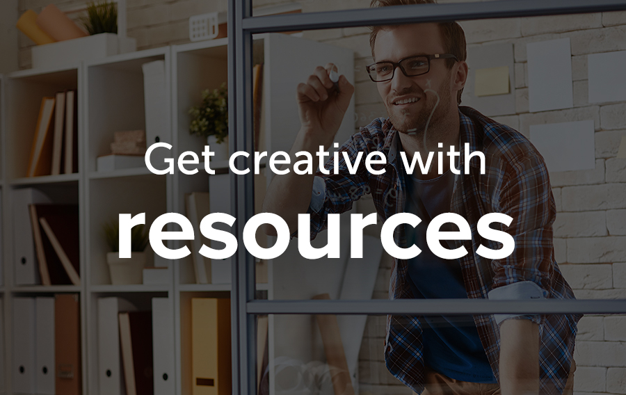 Katie Herritage, author of Special Events for Less and former Global Events Manager for Amazon Web Services, says getting creative with your resources could help you save money for your upcoming association events!