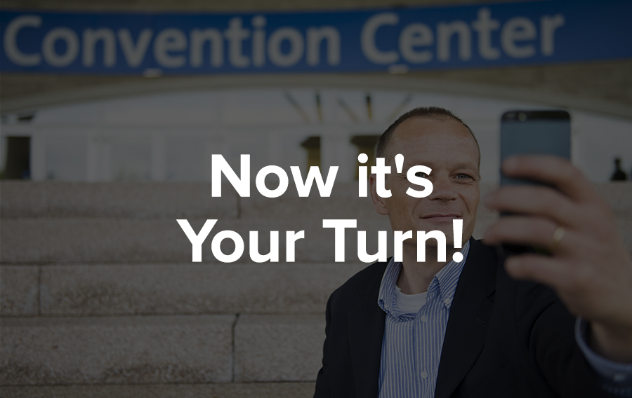 Now It's Your Turn to Go Live!