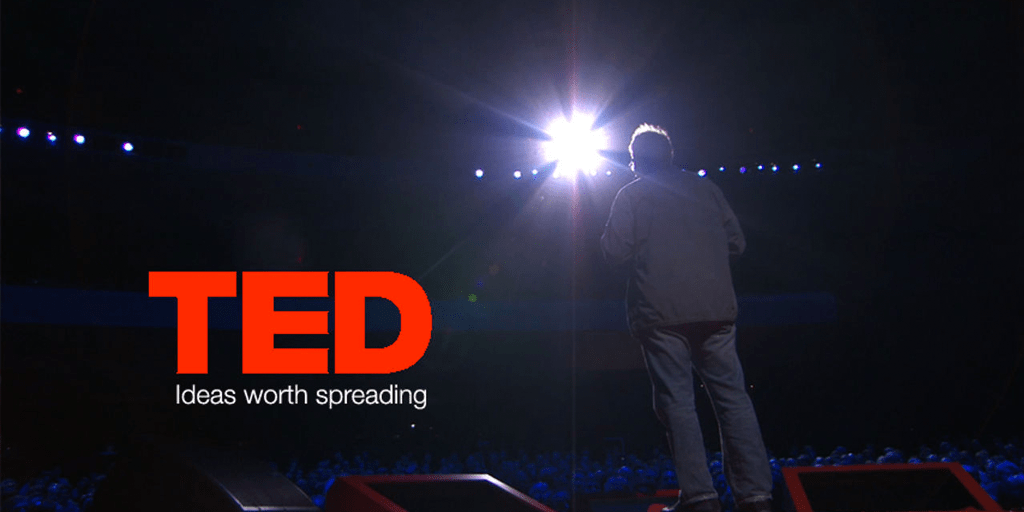 Ted's curated list of leadership Ted Talks are a great source of inspiration for meeting planners.