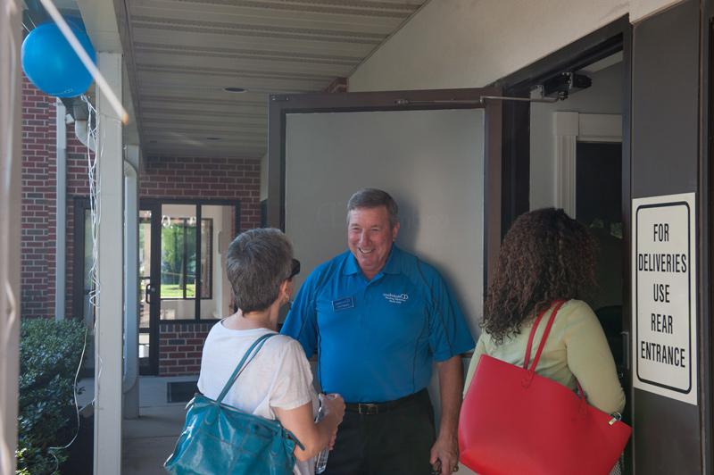 CadmiumCD's Joe Felperin welcoming attendees to CadCon.