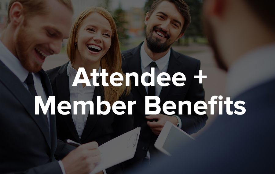How do members and attendees benefit from the CadmiumCD/IMIS integration?