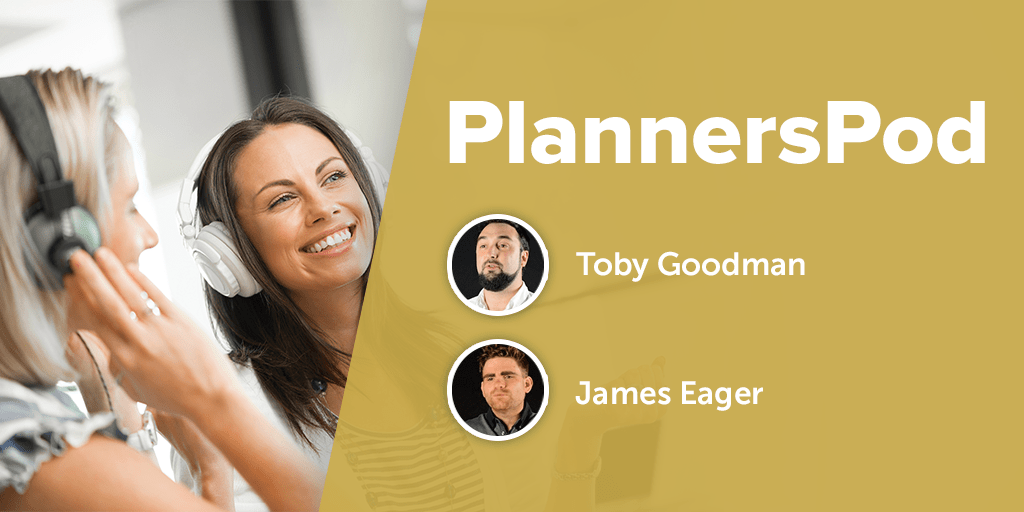 Hosted by Metropolis Live's Toby Goodman and James Eager, the PlannersPod Podcast is a great place to catch exciting interview with meeting industry experts.