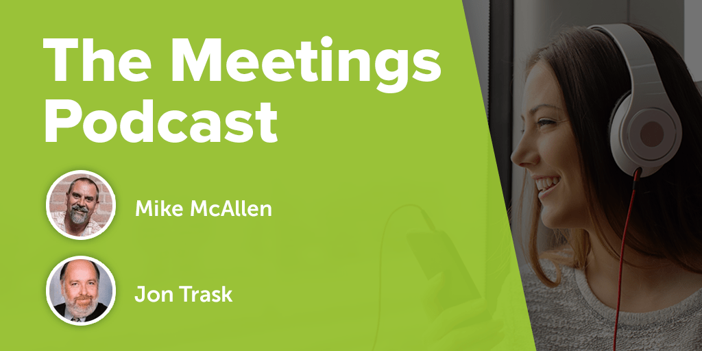 Hosted by former AV guy, Michael McAllen and his sidekick John Trask, the Meetings Podcast delivers fun interviews with meetings industry experts.